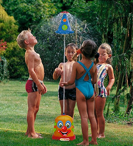 Kinderdusche BIG Aqua-Clown
