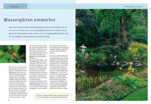 Gartenteiche anlegen und gestalten: Schritt für Schritt zum eigenen Wassergarten - Einblicke ins Buch