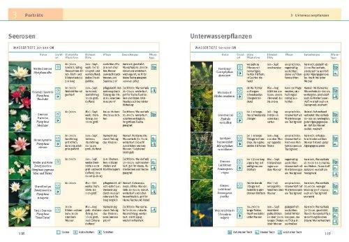 Gartenteiche anlegen und gestalten: Schritt für Schritt zum eigenen Wassergarten - Übersicht