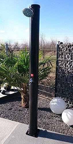 WelaSol® Solardusche 34 Liter
